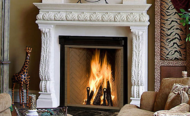 High Efficiency Wood-burning Fireplaces Virginia