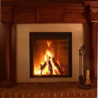 ICC's Renaissance Rumford - one of the most spectacular clean burning, factory-built fireplaces anywhere.