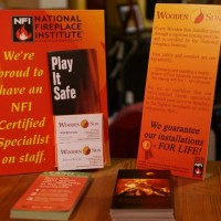 Keen on the latest developments in safety & technology, all our installers are certified by the National Fireplace Institute, and we guarantee our installations for life!