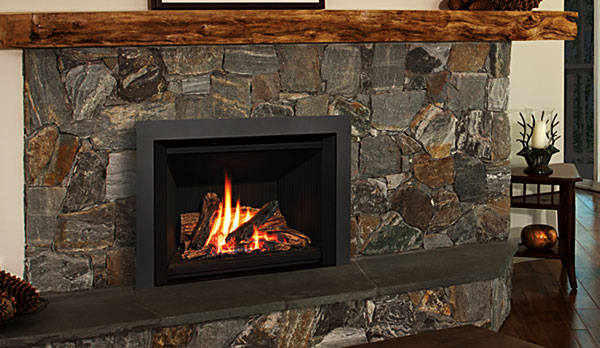 Propane and Natural Gas Fireplace Inserts