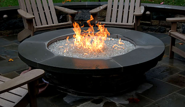 Propane and Natural Gas Fire Pits