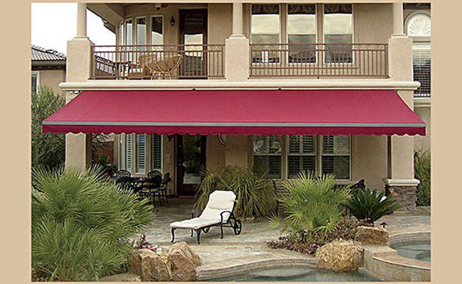 Retractable Awnings, Sunroofs, Solar Shades, and Canopies
