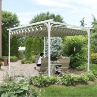Aristocrat Retractable Canopy