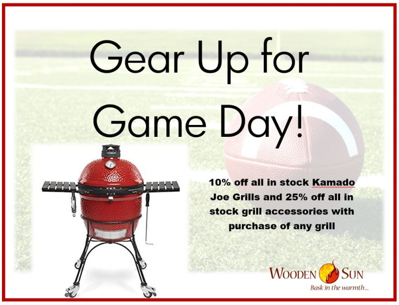 Gear up for Game Day 2017