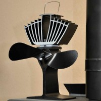 Ecofan Heat-Powered Stove Fan