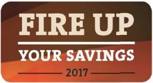 Pacific Energy Fire up Your Savings 2017